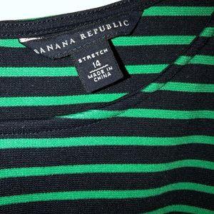 Banana Republic Tops - Banana republic striped blouse